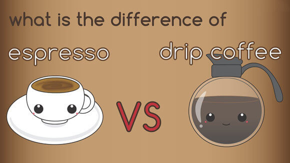Differences Between Espresso and Drip Coffee